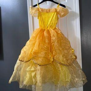 Princess Belle ballgown dress
